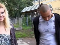 European Blonde Doll Banged Inside Cute Outdoor Porn Mov