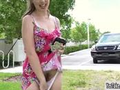 Natural Teen Lena Paul Takes An Outdoor Sex With A Stranger